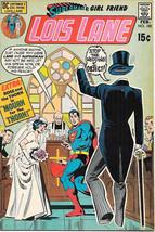 Superman's Girlfriend Lois Lane Comic Book #108, DC Comics 1971 VERY FINE- - $20.21