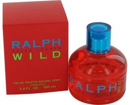 Ralph Lauren Ralph Wild Perfume 3.4 Oz Eau De Toilette Spray image 6