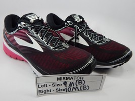 MISMATCH Brooks Ghost 10 Size 9 M (B) Left  & 10 M (B) Right Women's Shoes