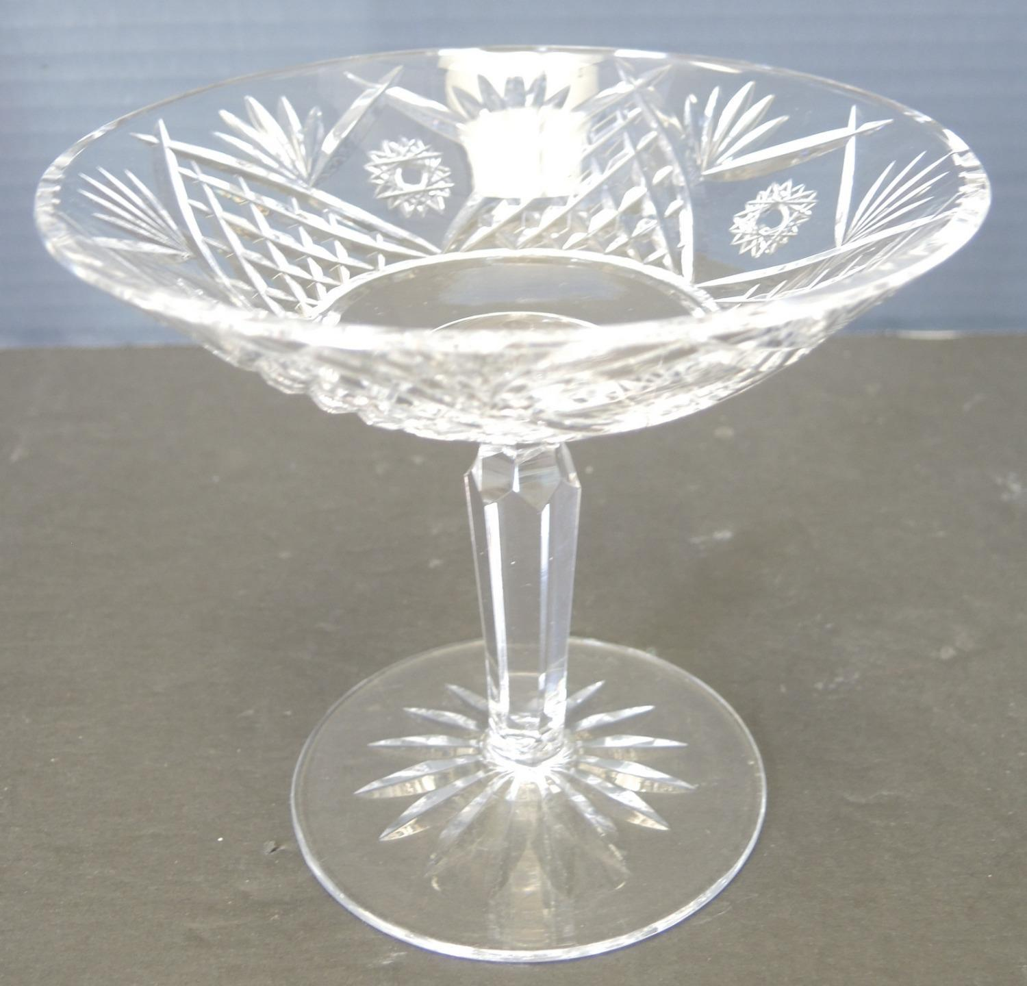 Primary image for Vintage Waterford Crystal Candy Compote