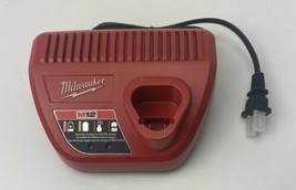 Milwaukee M12 Lithium-ion Battery Charger (48-59-2401) - $15.99
