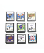 Lot Of 9 Nintendo DS Games Rated Everyone My Sims Kingdom Neopets Little... - $35.33