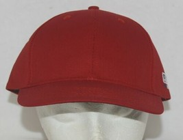 OC Sports Official License of MLB OSFM Style 808 Dark Red Adjustable image 1