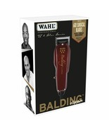 Wahl Professional 5 Star Series Balding Clipper with 2 Attachment Comb #... - $65.29