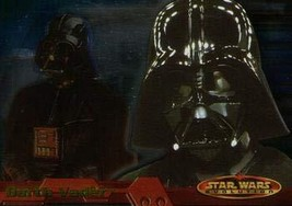 2001 Topps Star Wars Evolution #21 Darth Vader trading card NM - $2.93