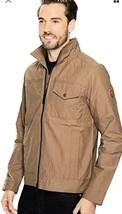 Timberland A17FI-838 Mount Davis Men's Brown Waxed Canvas Jacket Sz Lg. - $96.74