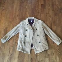 Gap Corduroy Jacket Tan Brown Women's Size Small - $18.69