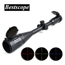 Ol hunting rifle scopes sniper scope tactical optics scopes rgb illuminated for hunting thumb200