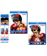 Hajime no Ippo Fighting Spirit Series Bluray Collection Blu-ray 77-127 E... - $119.99