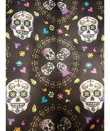 Day of the Dead Sugar Skull Bandana - $5.90