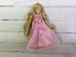 "Disney Store Parks Princess Collection Aurora 6"" Mini Doll Sleeping Beau... - $24.74"