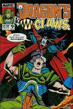 Marvel Dragon's Claws #9 Vf - $0.89
