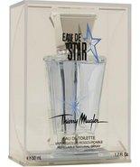 Eau De Star by Thierry Mugler For Women. Eau De Toilette Spray Refillable 1.7-Ou - $59.99