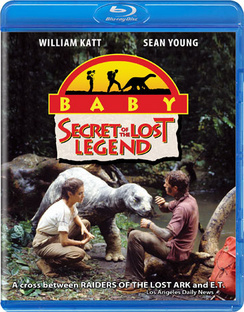 Baby-Secret Of Lost Legend (Blu-Ray)