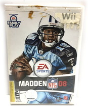Nintendo Game Madden nfl 08 - $7.99