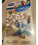 Disney Frozen Sticker Stacks ~ 80 Stickers - $7.83