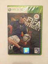 FIFA Street - Xbox 360 Sealed Brand New EA Sports Soccer Video Game Futbol - $14.85