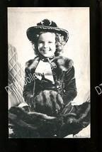 SHIRLEY TEMPLE-1930-ARCADE CARD-PORTRAIT G - $16.30