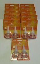 11 x Glade CITRUS & SHINE Scented Plugins Air Refills (2 count packages) - $39.99
