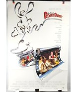 Who Framed Rodger Rabbit Movie Poster Single Sided Original 27x40 Shippe... - $48.37
