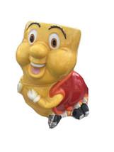 Rare Rose Petal Place Coach Character Cookie Jar, 1983 Animated David Ki... - $98.99