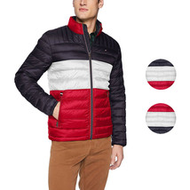 Tommy Hilfiger Men's Ultra Loft Insulated Packable Down Puffer Nylon Jacket image 1