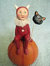 Little Devil on Pumpkin  by allen cunningham for Bethany Lowe - $33.61
