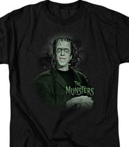 The Munsters Herman t-shirt Fred Gwynne Retro 60's TV graphic tee NBC101 image 3