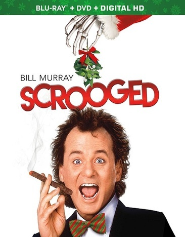Scrooged (Blu Ray) (2Discs)
