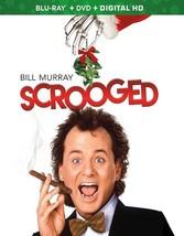 Scrooged (Blu Ray) (2Discs)