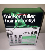 REDKEN Cerafill DEFY Kit For Normal to Thin Hair- NEW IN BOX ! Free 2-Da... - $52.99