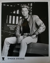 SHADOE STEVENS - PHOTOGRAPH SIGNED - $99.00