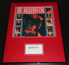 John Mayall Signed Framed 16x20 Photo Poster Display Moving On - $163.61