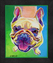 """Please Pet Me, Pet Me"" 13x16 Framed Pop Art Print  - $39.95"