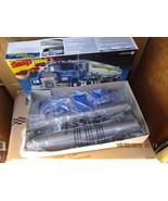 """MONOGRAM MACK """"R"""" CONVENTIONAL & Fruehauf Tanker-SnapTite Model Kit  1/3... - $49.99"""