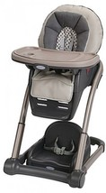 Graco Blossom 4 In 1 High Chair Seating System Fifer Feeding Booster Sea... - $211.81