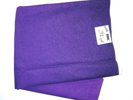 Purple shades fabric, Hi-Fashion fabrics, 0.72 yd (X132) - $1.44
