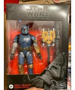 Star Wars The Black Series 6'' The Mandalorian Figure and Heavu Infrantr... - $76.62