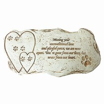 JSYS Pet Memorial Stone, for Outdoor Garden, Backyard, or Lawn,Pet Memor... - $18.36