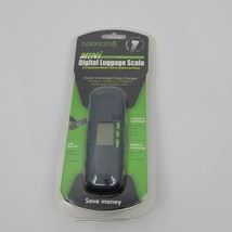 Balanzza Digital Luggage Scale Up to 100 Pound 44 Kgs Heavy Duty. New, s... - $30.00