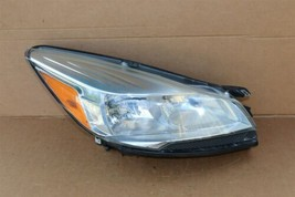 13-16 Ford Escape Halogen Headlight Lamp Passenger Right RH image 1