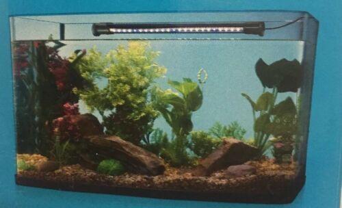 "National Geographic Concealed LED Fixture 19"" Aquarium Freshwater Light NEW image 2"