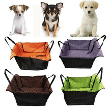 Car Pet Dog Cat Travel Waterproof Hammock Back Seat Cover Rear Protector... - $16.50