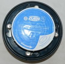 Zurn EZ1 PVC Floor Drain With 5 inch Nickel Bronze Strainer EZ1 PV2 image 1