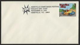 """Asheville Comic Book Festival Nov 25, 1995, """"Gasoline Alley"""" - $1.00"""