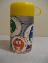 M&Ms 11.5 oz insulated thermos container by A.ARONSON - $13.98