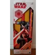 Sealed Box 2018 Full Sized New Star Wars Kylo Ren Spring Action Lightsab... - $58.41