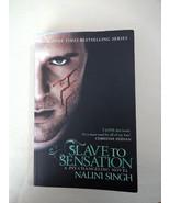 Slave to Sensation, Nalini Singh, Psy-Changeling Paperback  - $15.00