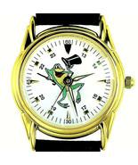 Michigan J Frog Fossil Warner Bros 24 Hour Pyramid Cut Crystal Unworn Watch $119 - $117.66