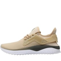 Puma Mens TSUGI Cage Summer Trainers Pebble Sand UK 8 Euro 42 CM 27 - $66.84